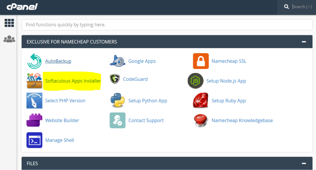 Softaculous-App-Installer